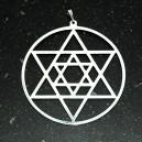 Přívěšek Davidova hvězda