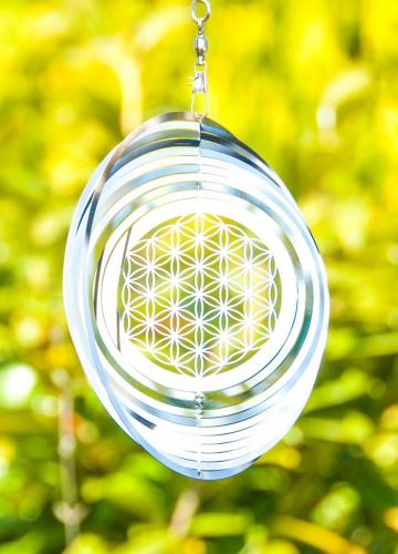 """""""Květ života"""" prostorový harmonizátor (""""Květ života"""" prostorový harmonizátor)"""