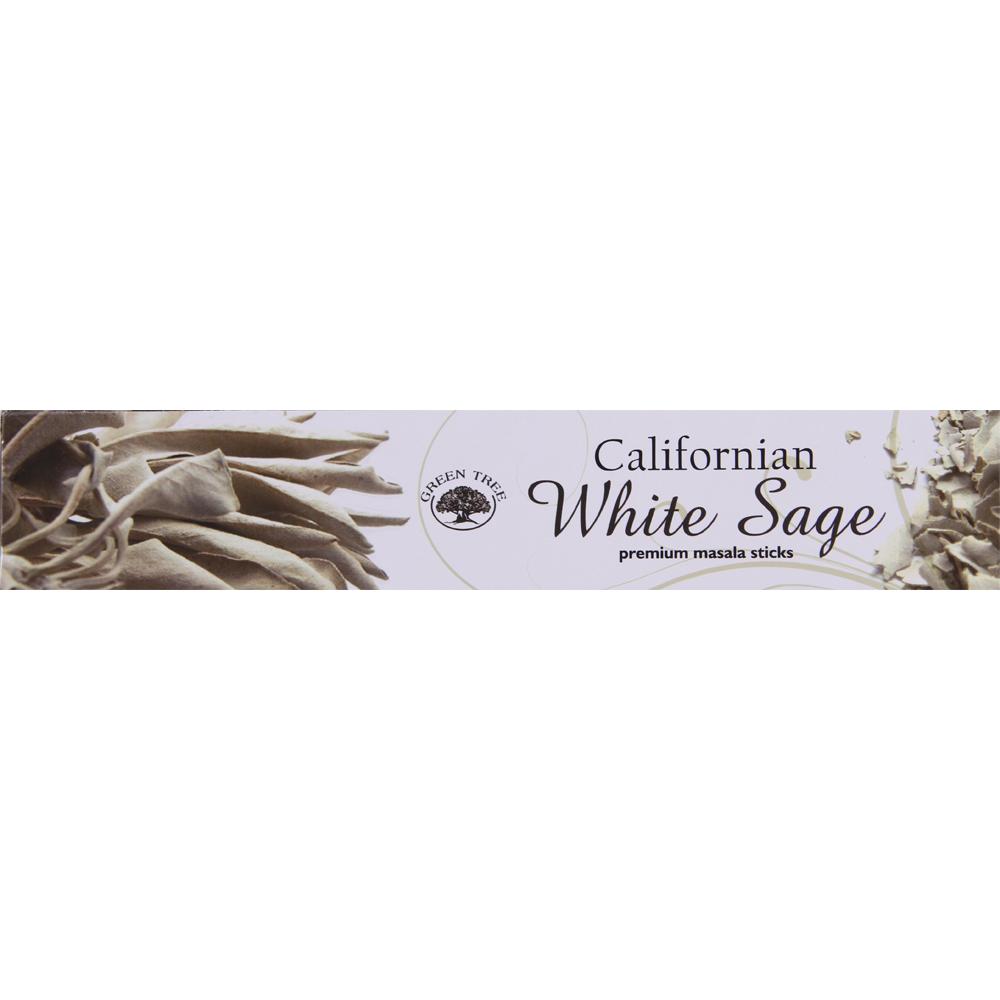 Vonné tyčinky Bílá šalvěj - 15 g (Vonné tyčinky Bílá šalvěj - 15 g)