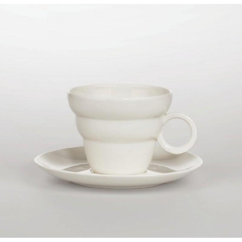 Sada 2 šálků SHINNO 0,2 l na čaj a kávu (3álek, hrnek Květ života - se stříbrným symbolem květu života)